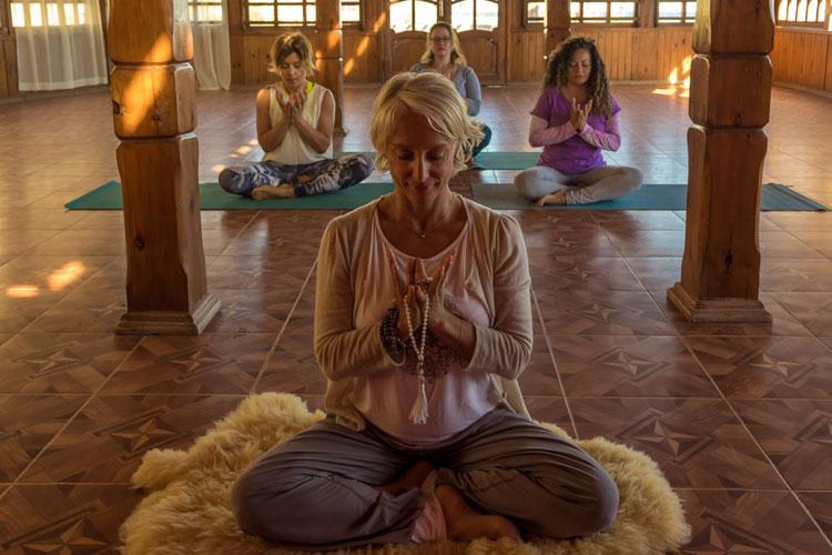 kundalini Yoga in Dahab