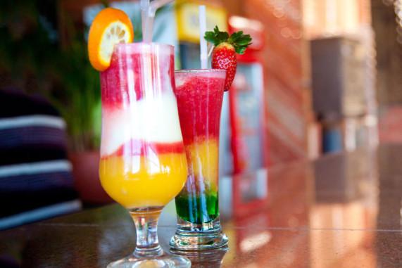 The Bar - Coral Coast Hotel