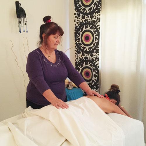 Sylvie Caron – Healing Therapist