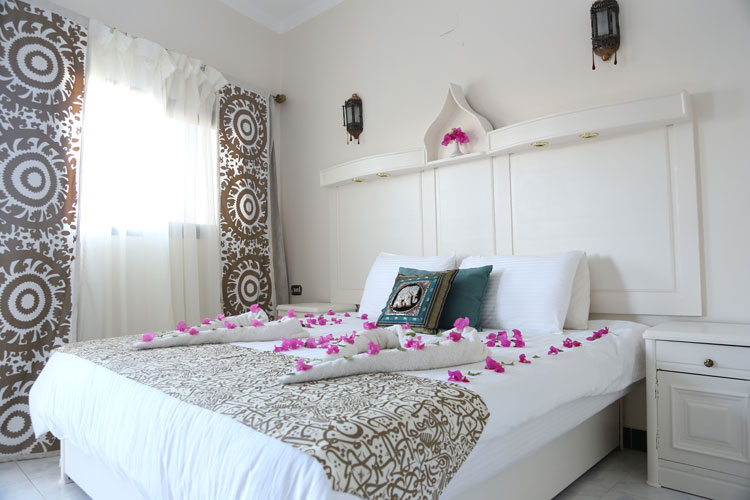 Coral Coast Hotel Suite Double Bed